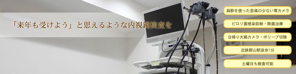 胃癌内視鏡検診